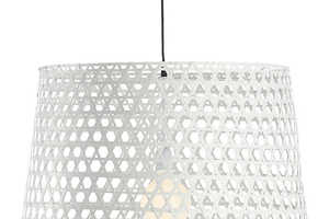 The Roxas Pendant Lamp from CB2 Embraces Clean Minimalism