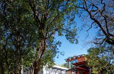 Sustainable Treehouse Abodes