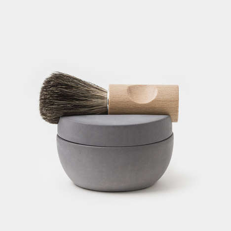 Industrial-Chic Shaving Kits - This Dapper Father