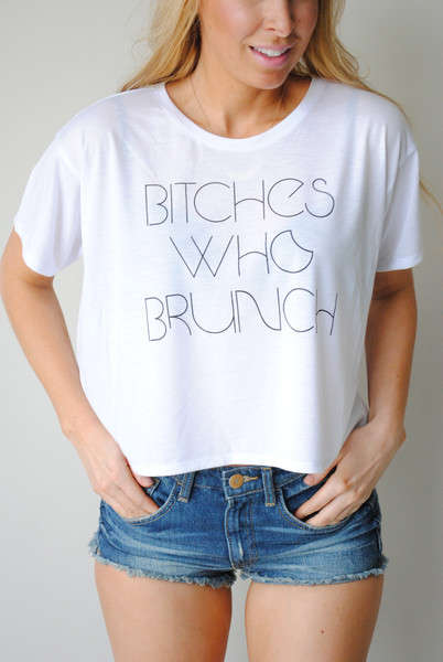Devoted Brunching Tees - The
