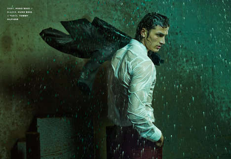 Drenched Storm Editorials - Kenton Magazine