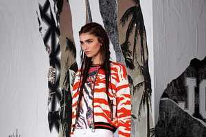 The Just Cavalli Resort 2015 Collection is Exotically Street Savvy
