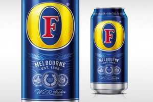 The Foster's Redesign by BrandMe Focuses on Melbourne
