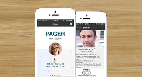 Timely House Call Apps - A Manhattan Medical Mobile App Brings New York Doctors to Your Home