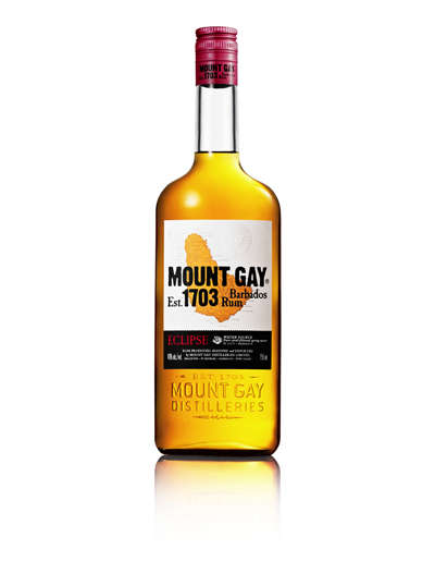 Bajan-Celebrating Rum Branding - Mount Gay Rum Embraces a Bold Package Redesign