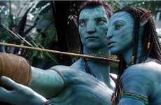 Sci-Fi Aerobatic Performances - James Cameron is Working on a Cirque du Soleil Avatar Show