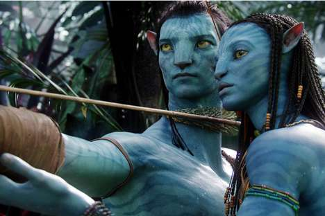 Sci-Fi Aerobatic Performances - James Cameron is Working on a Cirque du Soleil Avatar Show
