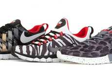 Athletic Safari Sneakers