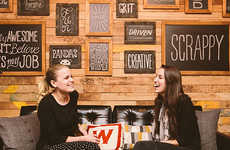 Creative Creator Communities - WeWork Brings People Together to Focus on Collective Passion