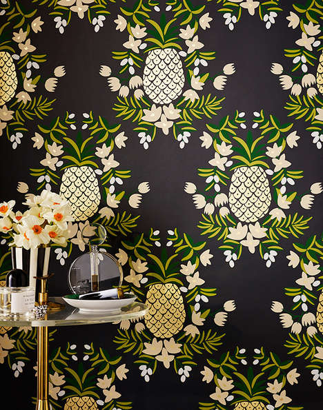 Colorful Peonie Wallpapers - Colorful Wallpaper by Rifle Paper Co. x Hygge & West is Stunning