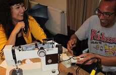 Anti-Trash Communities - Repair Cafe International Lets You Learn How to Fix Trinkets