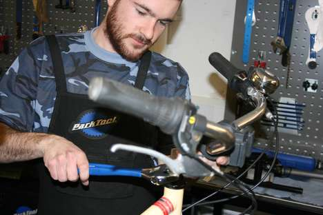Cycling Maintenance Workshops - GetMoreBikes Employs Residents and Offers Apprenticeships