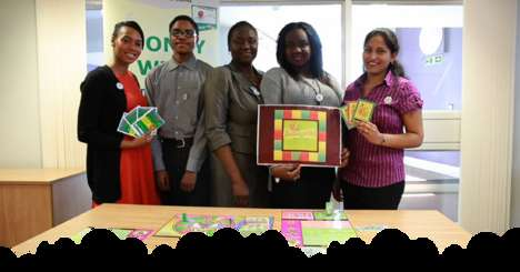 Fun Financial Literacy Workshops - bMoney Wize Creates Games for Youth to Manage Money Successfully