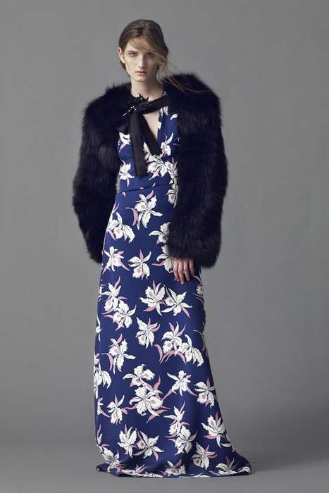 Bohemian Glamour Catalogs - The Marni Evening Resort 2015 Collection is Rocker-Chic