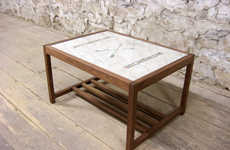 Concrete Base Furniture Collections