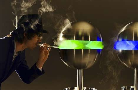 Flavored Mist Machines - The Edible Mist Machine Lets People Taste Treats Without Consuming Calories