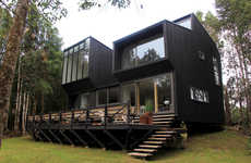 Contemporary Forest Residences