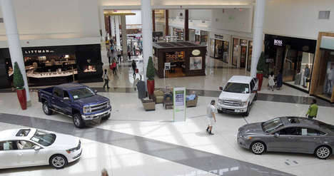 In-Mall Car Showrooms - Pennsylvania