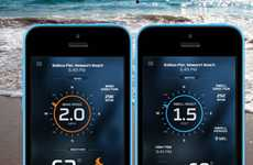 Water Condition Apps - The SeaStatus App Lets You Check the Water Conditions Prior to Setting Sail