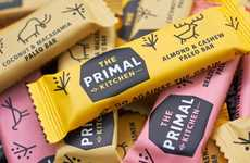 Cavemen Diet Branding - The Primal Kitchen Turns to Ancient Times for Inspiration