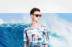 Summer Holiday Lookbooks - The GRUNDTNER and SoHNE Spring/Summer Collection Celebrates The Sun