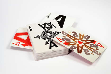 Crowdfunded Playing Cards - DeckStarter is a Playing Card Design Funding Platform Like Kickstarter