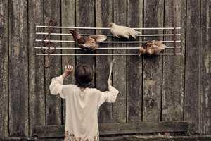 Sebastian Luczywo Whimsically Photographs His Kids in a Poland Village