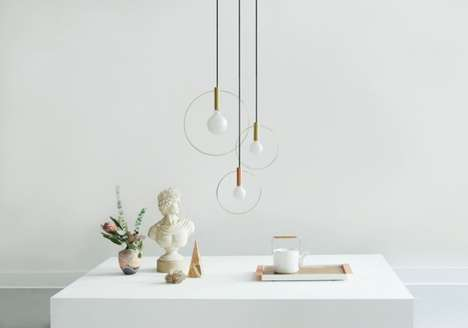 Playfully Modern Home Decor - The Ladies & Gentlemen Studio Curiously Explores Materiality