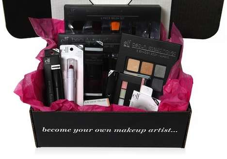 Monthly Makeup Subscriptions - e.l.f
