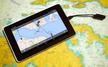 Digital Yacht Apps - The Boat Beacon App is Reliable and Effective