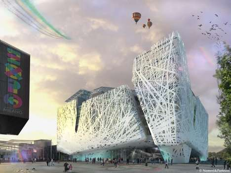 Webbed Geometry Structures - Nemesi & Partners