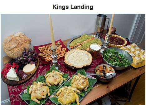 Medieval Show-Inspired Meals - Reddit User