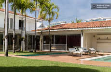 Sports Star Mansion Rentals - Ronaldinho Gaucho's Home is Listed on Airbnb for the World Cup