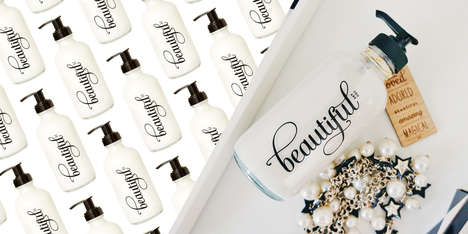 Empowering Beauty Branding - This Visual Branding Identity is Sweet and Aesthetic