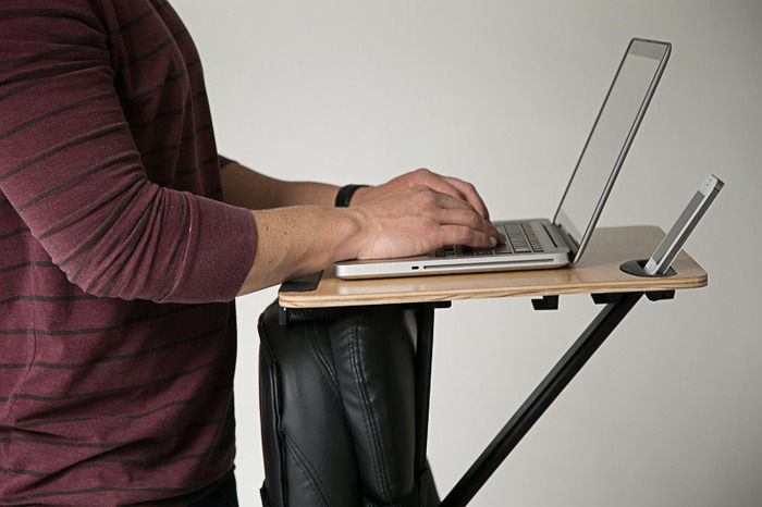 Energy-Boosting Desks