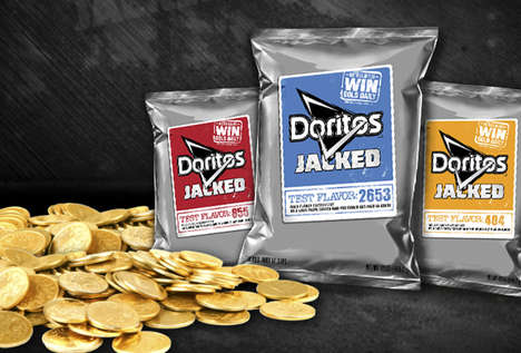 $1000 Gold Chips - Doritos