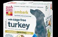 Watercolor Pet Food Packaging