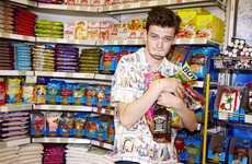 Vivid Supermarket Editorials - The Fashionisto's Oh Boy Exclusive is Youthfully Styled