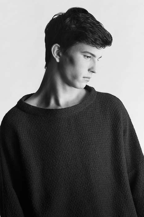 Understated Minimalism Editorials - F****** Young! Online