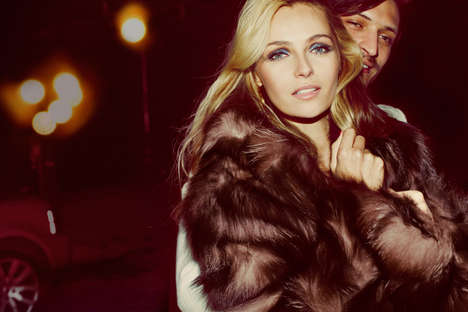 Retro Vixen Portrayals - The Valentina Zelyaeva Feature for Flaunt Magazine is Inspired by the 70s