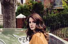 Carefree Celeb Editorials - Lana Del Rey Stars in the Fader Magazine June/ Issue