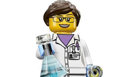Gender Positive LEGOs - LEGO Launches a Female Scientist Toy