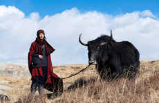 Yak Wool Fashion - Norlha Designs Warm Clothing Inspired by the Tibetan Culture