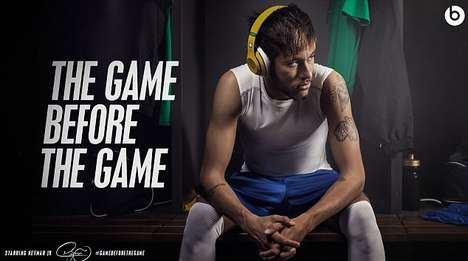 Goosebump-Giving Headphone Ads - This Epic World Cup Ad Promotes Beats by Dre Headphones