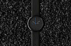 Minimalist Monochrome Watches - These Greyhours Watches Make for a Sleek Father's Day Gift