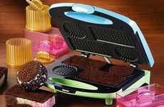 Dessert Sandwich Makers - These Ice Cream Sandwich Makers Make Icy Treats At Home