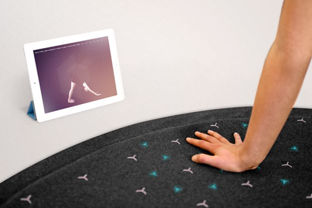 Interactive Yoga Mats