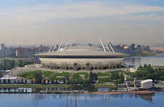 Spaceship-Resembling Stadiums