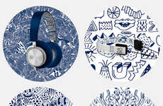 Street Art-Inspired Headphones - The B&O PLAY x Pepsi Capsule Collection is Stylish and Funky