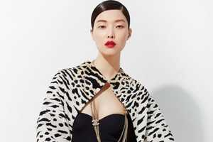 Sung Hee Kim Stars in Vogue China's June 2014 Issue